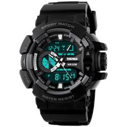 CEAS BARBATESC SKMEI PERFORMANCE BLACK