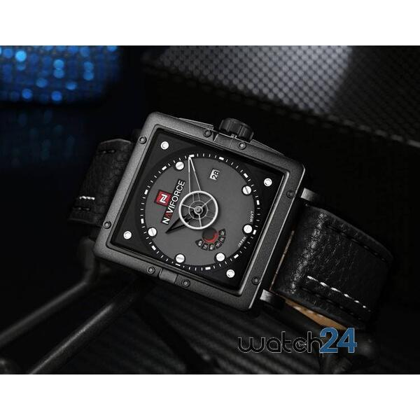 CEAS BARBATESC NAVIFORCE SQUARE BLACK