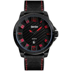 CEAS BARBATESC SKMEI SPIRIT BLACK-RED
