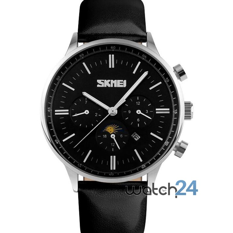 CEAS BARBATESC MOONPHASE BLACK-BLACK-SILVER