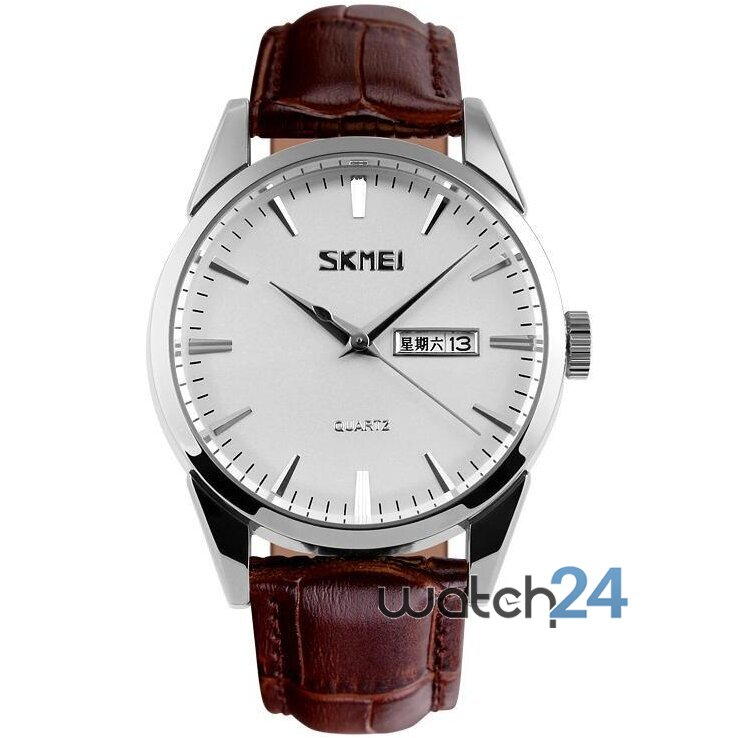 CEAS BARBATESC CALENDAR BROWN-SILVER-WHITE