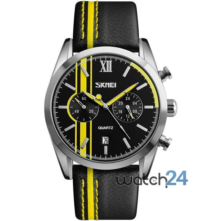 CEAS BARBATESC RACING BLACK-YELLOW
