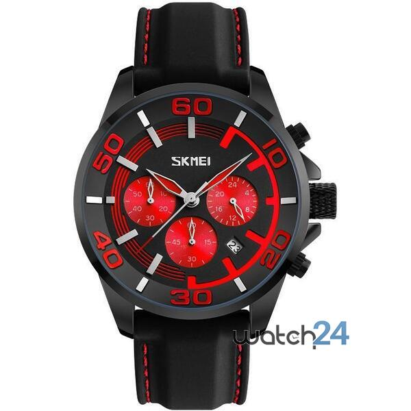 CEAS BARBATESC SKMEI XSESSION BLACK-RED