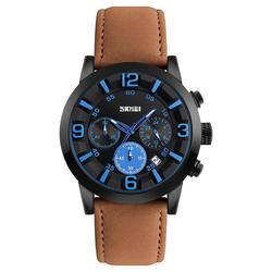CEAS BARBATESC SKMEI SKY BROWN-BLACK-BLUE