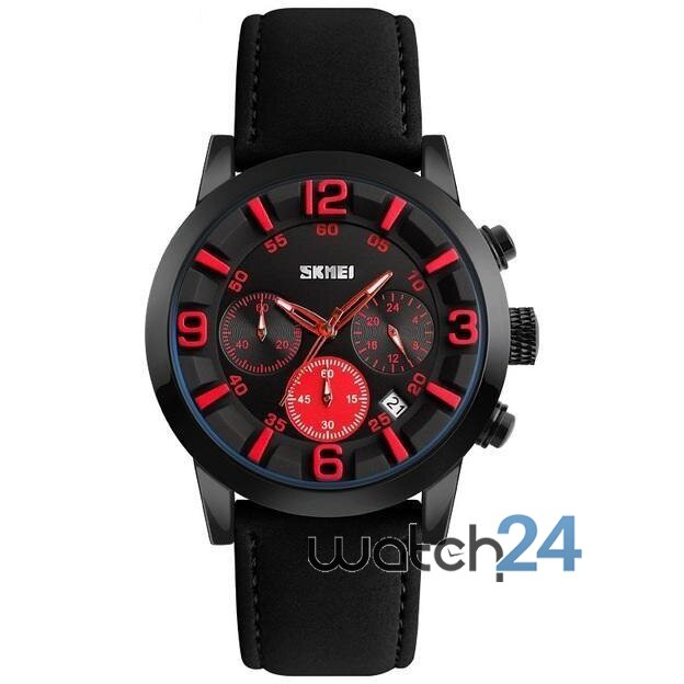 CEAS BARBATESC SKY BLACK-BLACK-RED