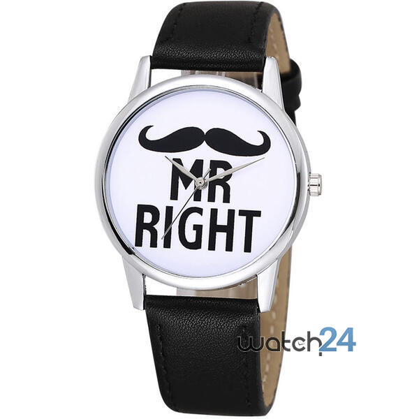 CEAS BARBATESC MR. RIGHT NEGRU