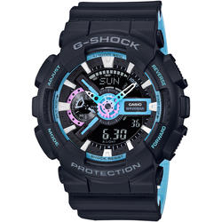 CEAS BARBATESC CASIO G-SHOCK GA-110PC-1AER