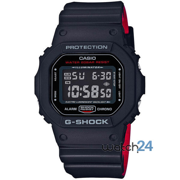 CEAS BARBATESC CASIO G-SHOCK DW-5600HR-1ER