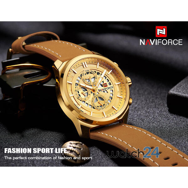 CEAS BARBATESC NAVIFORCE SKELETON NF9129-B