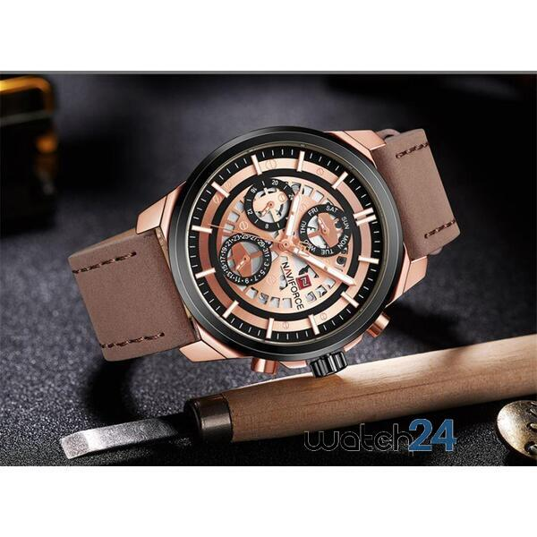 CEAS BARBATESC NAVIFORCE SKELETON NF9129-E