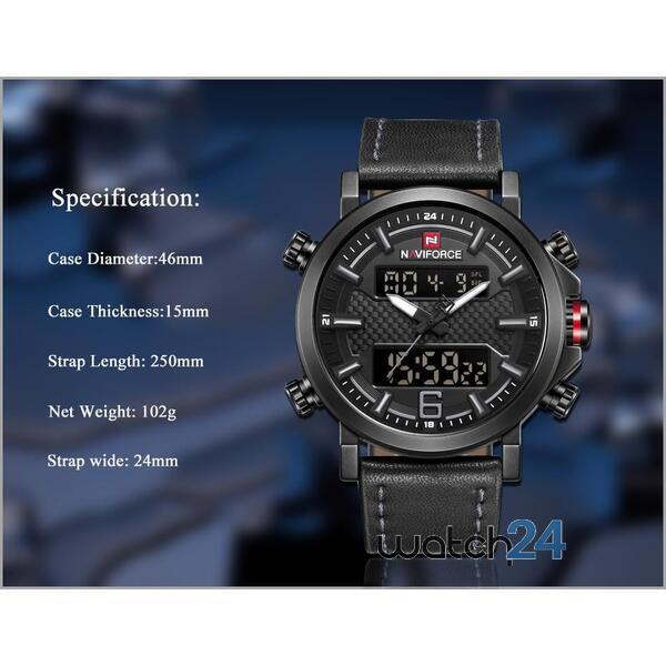 CEAS BARBATESC NAVIFORCE EXCLUSIVE NF9135-D