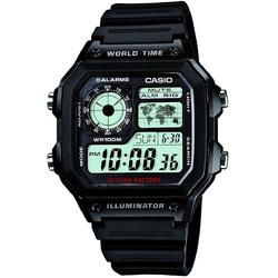 SPORT AE-1200WH-1AVEF WORLDTIME (BATERIE 10 ANI)