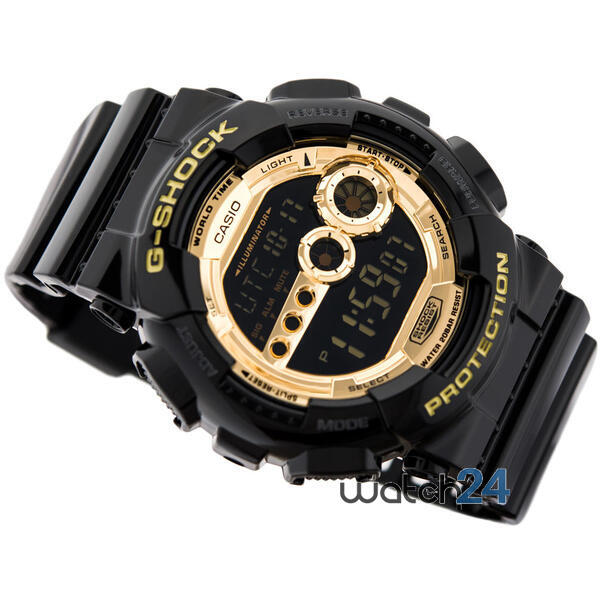 CEAS BARBATESC CASIO G-SHOCK GD-100GB-1ER