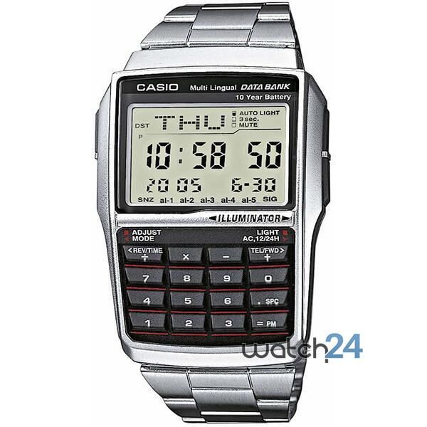 CEAS BARBATESC CASIO DATA BANK DBC-32D-1AES
