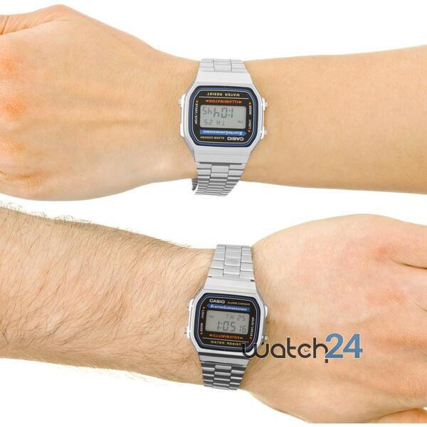 CEAS UNISEX CASIO RETRO A168WA-1YES