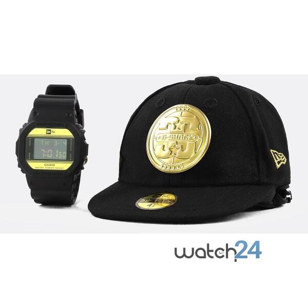 CEAS BARBATESC CASIO G-SHOCK NEW ERA DW-5600NE-1ER