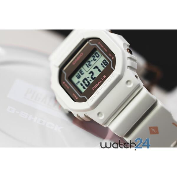 CEAS BARBATESC CASIO G-SHOCK PIGALLE LIMITED EDITION DW-5600PGW-7ER