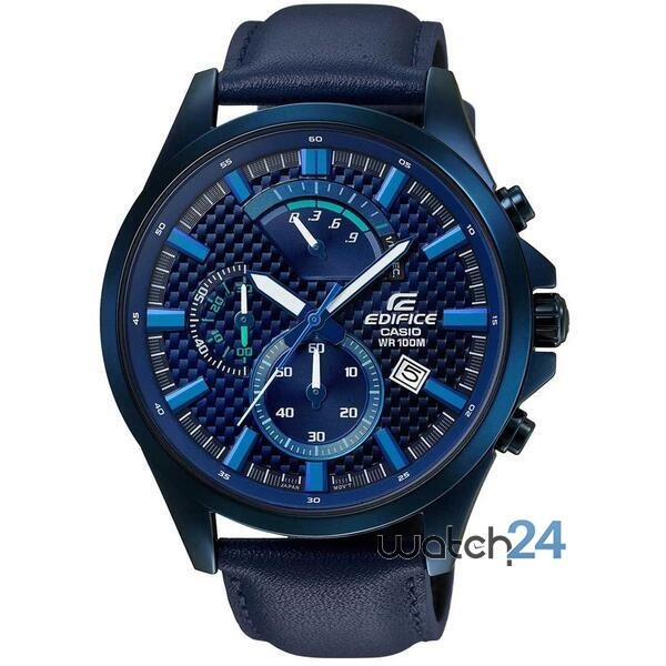 CEAS BARBATESC CASIO EDIFICE EFV-530BL-2AVUEF
