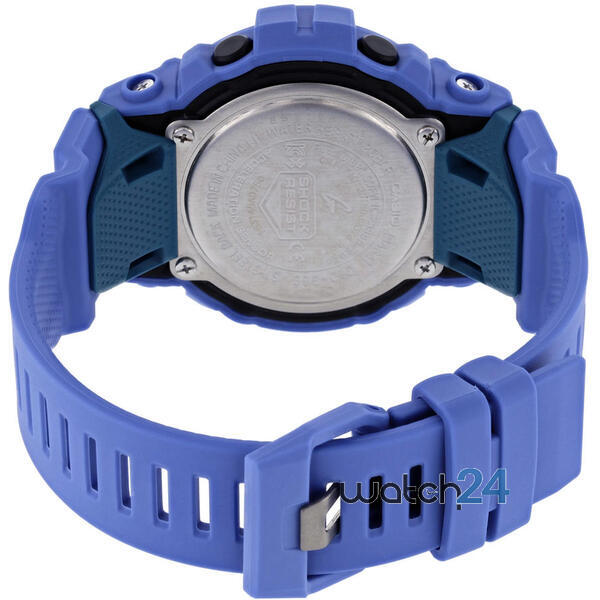 CEAS BARBATESC CASIO G-SHOCK GBD-800-2ER BLUETOOTH, STEP TRACKER