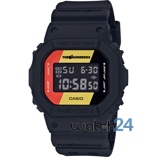 CEAS BARBATESC G-SHOCK DW-5600HDR-1ER THE HUNDREDS