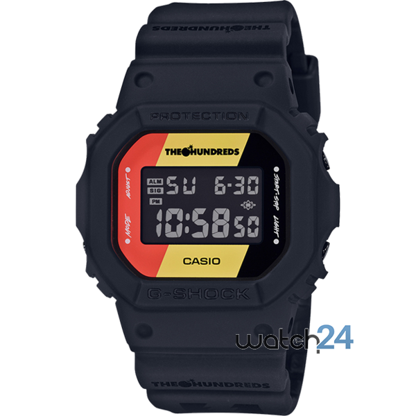 CEAS BARBATESC CASIO G-SHOCK DW-5600HDR-1ER THE HUNDREDS