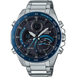 CEAS BARBATESC CASIO EDIFICE ECB-900DB-1BER SOLAR, BLUETOOTH