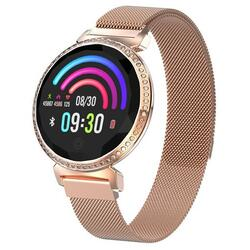 Smartwatch functii multiple, Bluetooth, ecran LED, detectare ritm cardiac, functii sportive, etc. S121
