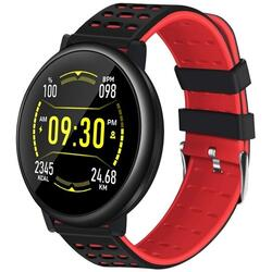 cu Bluetooth, monitorizare ritm cardiac, notificari, functii fitness S62