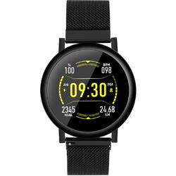 Smartwatch cu Bluetooth, monitorizare ritm cardiac, notificari, functii fitness S65