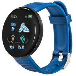 Smartwatch cu Bluetooth, monitorizare ritm cardiac, notificari, functii fitness S72