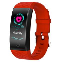cu Bluetooth, monitorizare ritm cardiac, notificari, functii fitness S77