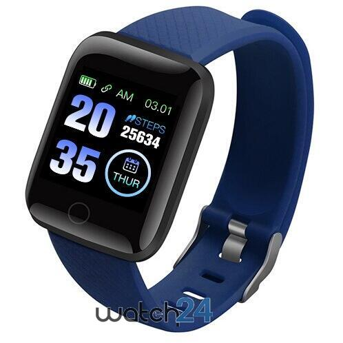 Bratara fitness cu Bluetooth, monitorizare ritm cardiac, notificari, functii fitness S96