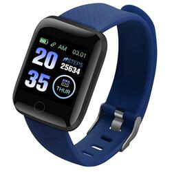 cu Bluetooth, monitorizare ritm cardiac, notificari, functii fitness S96