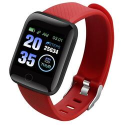 Bratara fitness cu Bluetooth, monitorizare ritm cardiac, notificari, functii fitness S95