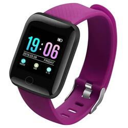 cu Bluetooth, monitorizare ritm cardiac, notificari, functii fitness S97