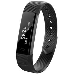 Bratara fitness cu Bluetooth, Display OLED, Pedometru, Monitorizare puls, Notificari S114