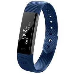 Bratara fitness cu Bluetooth, Display OLED, Pedometru, Monitorizare puls, Notificari S115