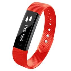 Bratara fitness cu Bluetooth, Display OLED, Pedometru, Monitorizare puls, Notificari S117