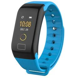 cu Bluetooth, monitorizare ritm cardiac, notificari, functii fitness S126