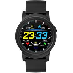 Smartwatch cu Bluetooth, monitorizare ritm cardiac, notificari, functii fitness S141