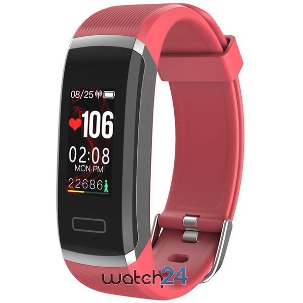 Bratara fitness cu Bluetooth, monitorizare ritm cardiac, notificari, functii fitness S144