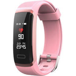 Bratara fitness cu Bluetooth, monitorizare ritm cardiac, notificari, functii fitness S145