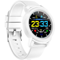 Smartwatch cu Bluetooth, monitorizare ritm cardiac, notificari, functii fitness S151