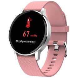 Smartwatch cu Bluetooth, monitorizare ritm cardiac, notificari, functii fitness, etc. S155