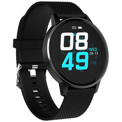 Smartwatch cu Bluetooth, monitorizare ritm cardiac, notificari, functii fitness, etc. S156