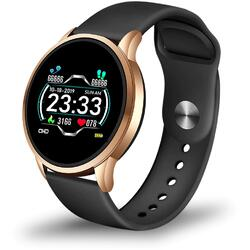 Smartwatch cu Bluetooth, BPM, MMHG, Acces camera foto, Notificari, Monitorizare somn  S166