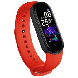Bratara fitness (V.M5) cu Bluetooth, monitorizare ritm cardiac, notificari, functii fitness S181
