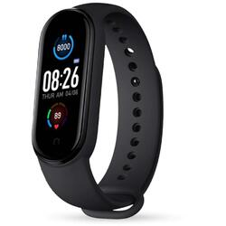 Bratara fitness (V.M5) cu Bluetooth, monitorizare ritm cardiac, notificari, functii fitness S189