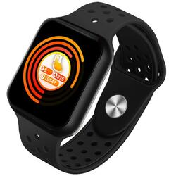 Smartwatch cu Bluetooth, monitorizare ritm cardiac, notificari, functii fitness S185