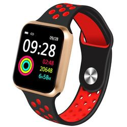 Smartwatch cu Bluetooth, BPM, MMHG, SPO2, Notificari, Calorii, Distanta parcursa S184